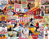 Americana - 1000pc Jigsaw Puzzle By White Mountain