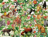 Jungle - 2000pc Jigsaw Puzzle By Ravensburger