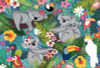 Koalas and Sloths - 2x24pc Jigsaw Puzzle By Ravensburger
