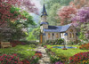 Blooming Garden by Dominic Davison - 300pc Jigsaw Puzzle by Eurographics