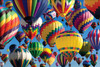 Hot Air Ballooning - 1000pc Jigsaw Puzzle by Tomax