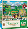 Hometown Gallery: The Peddler - 1000pc Jigsaw Puzzle by Masterpieces