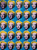 Warhol Marilyn - 500pc Double-Sided Jigsaw Puzzle by Galison