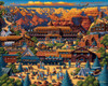 Grand Canyon - 1000pc Jigsaw Puzzle by Dowdle