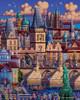 Prague - 500pc Jigsaw Puzzle by Dowdle