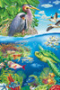 Air and Sea - 48pc Floor Large Format Jigsaw Puzzle By Cobble Hill