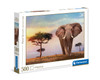 African Sunset - 500pc Jigsaw Puzzle by Clementoni