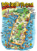 Beaches of Florida - 550pc Jigsaw Puzzle by Heritage Puzzle