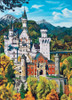 Bavarian Castle - 1000pc Jigsaw Puzzle by Jack Pine