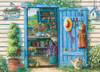 Welcome to My Garden - 1000pc Jigsaw Puzzle by Jack Pine