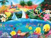 Secret Lagoon - 500pc Jigsaw Puzzle by Lafayette Puzzle Factory