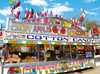 Cotton Candy Concession Stand - 1000pc Jigsaw Puzzle by Lafayette Puzzle Factory