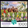 Hautman Brothers: Evening Meadow - 1000pc Jigsaw Puzzle by Buffalo Games