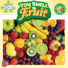 You Smell: Fruit - 500pc Scratch and Sniff Jigsaw Puzzle by Masterpieces (discon)