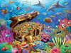Tropics: Lost Treasure - 300pc EZ Grip Jigsaw Puzzle By Masterpieces