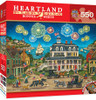 Heartland: Fireworks Finale - 550pc Jigsaw Puzzle By Masterpieces