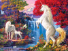 Hidden Images: Dream World - 550pc Glow in the Dark Jigsaw Puzzle by Masterpieces