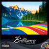 Brilliance: Calm Colors - 1000pc Jigsaw Puzzle by MasterPieces (discon)