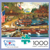 Buffalo Games Lost in the Woodies by Charles Wysocki Jigsaw Puzzle