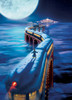 The Polar Express: Book Box - 1000pc Jigsaw Puzzle By Masterpieces