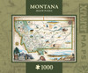 Xplorer: Montana - 1000pc Jigsaw Puzzle By Masterpieces