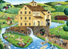 Hometown: Honey Mill - 1000pc Jigsaw Puzzle by Masterpieces
