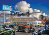 Cruisin' Rt66: Bomber Command Café - 1000pc Jigsaw Puzzle by Masterpieces