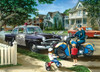 Hometown: Neighborhood Patrol - 1000pc Jigsaw Puzzle by Masterpieces