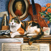 Catology: Gerschwin - 1000pc Jigsaw Puzzle by Masterpieces