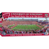 University of Wisconsin: Home of the Fifth Quarter - 1000pc Panoramic Jigsaw Puzzle by Masterpieces