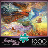 Josephine Wall:  Spirit of Flight - 1000pc Jigsaw Puzzle by Buffalo Games