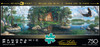 Panoramic: Kim Norlien: Freedom's Promise - 750pc Panoramic Puzzle by Buffalo Games