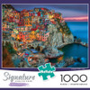 Buffalo Games Signature Collection: Taxis in Times Square Jigsaw Puzzle