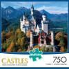 Neuschwanstein Castle - 750pc Jigsaw Puzzle by Buffalo Games