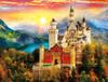 Majestic Castles: Castle Dream - 750 pc puzzle by Buffalo Games