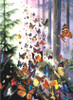 Perre Jigsaw Puzzles - Butterfly Woods