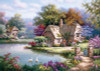 Perre Jigsaw Puzzles - The Swan Cottage