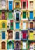 Doors - 1000pc Jigsaw Puzzle by Piatnik