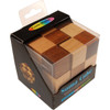 Soma Cube Premium - Wooden Assembly Puzzle