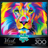 The King - 300pc Vivid Jigsaw Puzzle by Buffalo Games