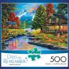 Dewie Hollow - 500pc Jigsaw Puzzle by Buffalo Games