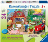 Farm Mania - 24pc Super Sized Jigsaw Floor Puzzle By Ravensburger