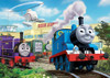 Floor Jigsaw Puzzles for Kids - Thomas & Friends: At the Airport