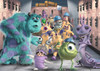Pixar: Monsters Inc.: The Whole Gang - 60pc Giant Jigsaw Floor Puzzle by Ravensburger (discon)