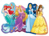 Pretty Princesses - 24pc Shaped Jigsaw Floor Puzzle By Ravensburger