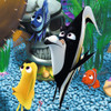 Disney-Pixar™: In the Aquarium - 3x49pc Jigsaw Puzzle by Ravensburger