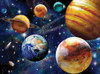Jigsaw Puzzles for Kids - Space