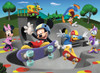 Mickey & Minnie: At the Skate Park - 100pc XXL Jigsaw Puzzle by Ravensburger
