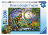 Realm of the Giants - 200pc Jigsaw Puzzle by Ravensburger