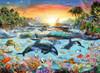 Orca Paradise - 200pc Children's Jigsaw Puzzle by Ravensburger